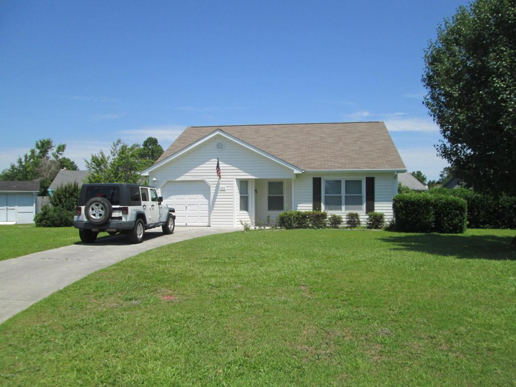 New Homes Carteret County Nc