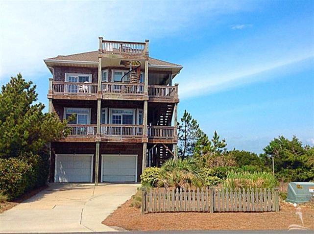 Oak Island Beachfront House Rentals
