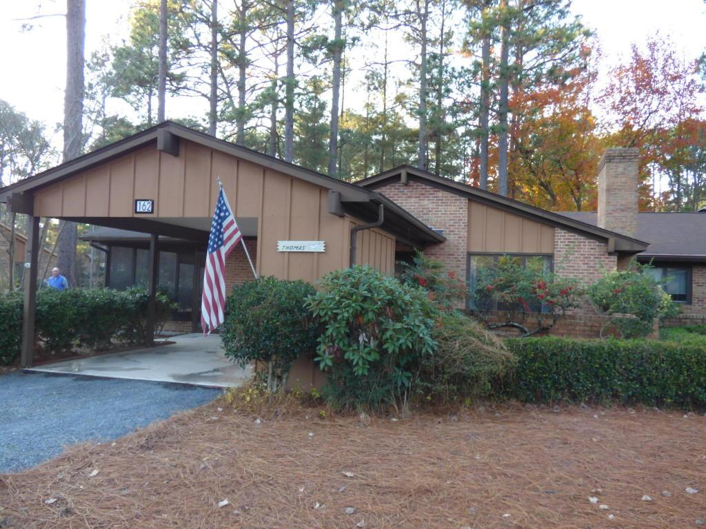 162 Knollwood Dr Southern Pines Nc Mls 185586