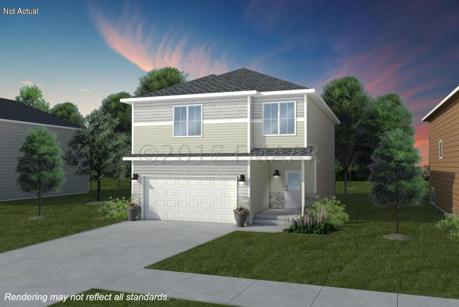 928 27th ave w west fargo nd mls 17 4227 coldwell for Home builders fargo nd