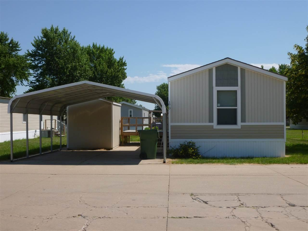 170 Valley View Mobile Homes Kearney Ne Mls 20936