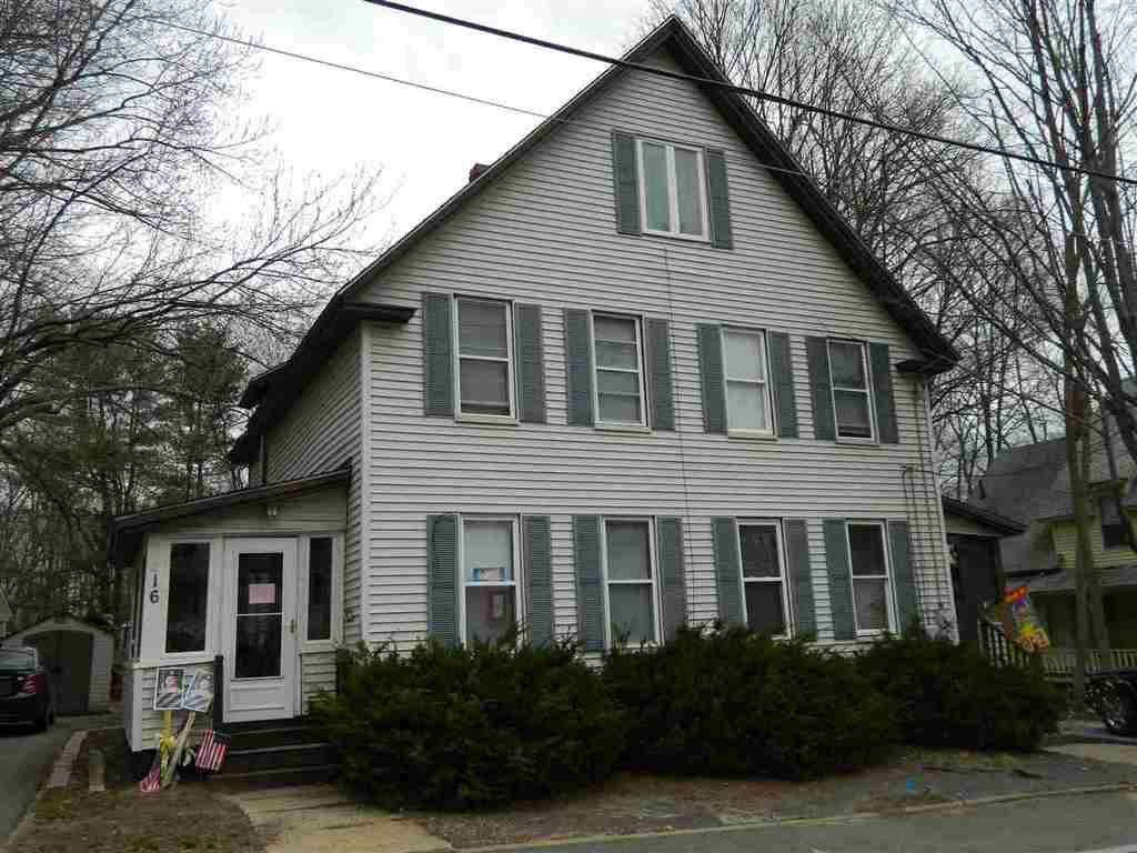 Duplex Homes For Sale Concord Nh