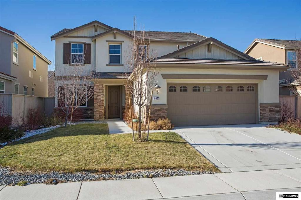 New Built Homes In Reno Nv