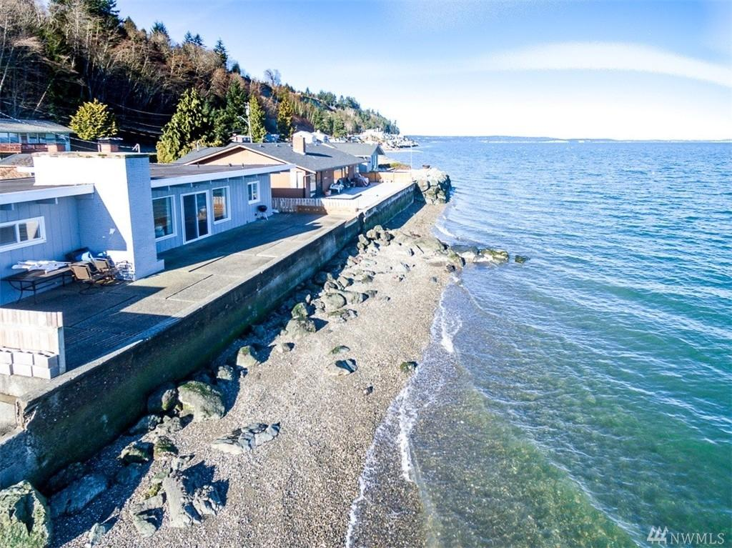 Camano Island Real Estate Tillicum Beach Drive