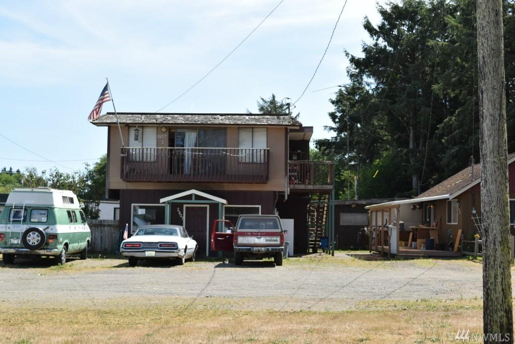 2609 state route 109 ocean city wa mls 1113629 ziprealty for Build on your lot washington state