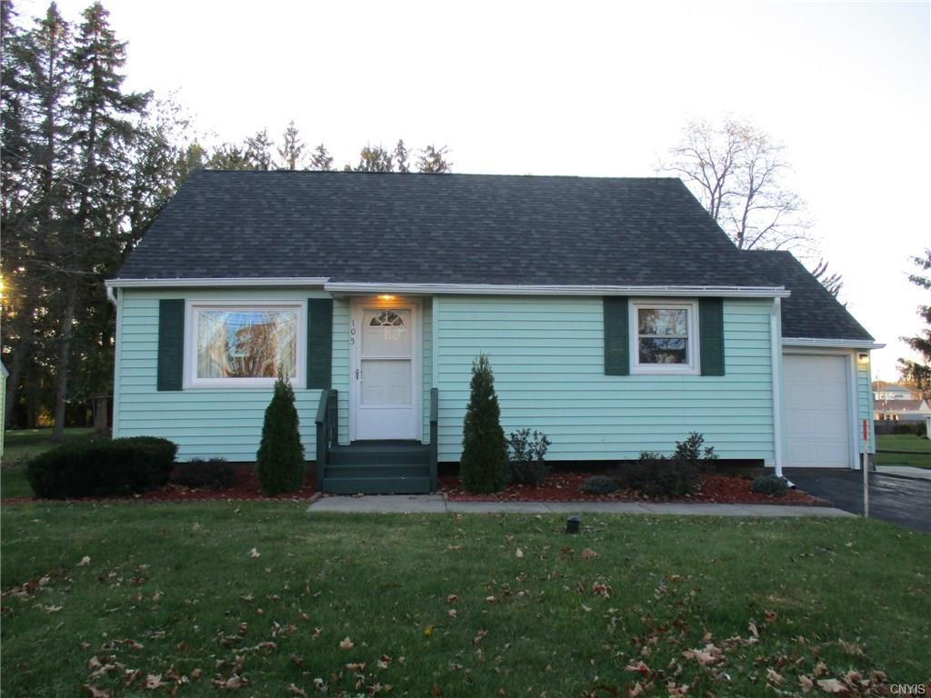 105 ELAINE AVE, SYRACUSE, NY — MLS# S1104999 — Coldwell Banker