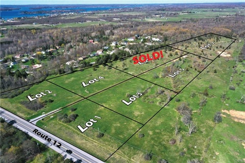 0- LOT 3 Nys Route 12