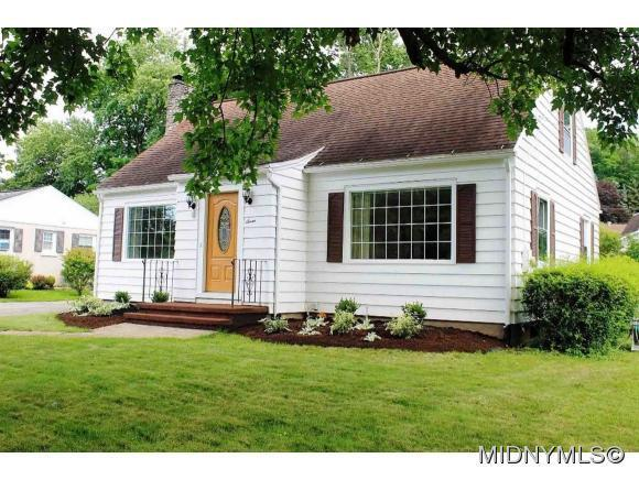 Homes For Sale In New Hartford Ny