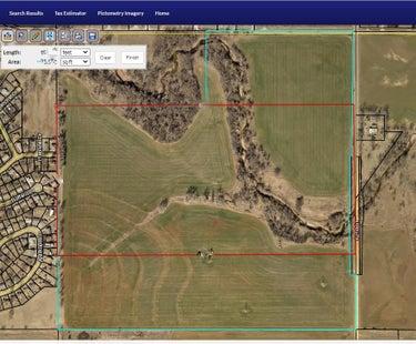 LND located at 80 acres