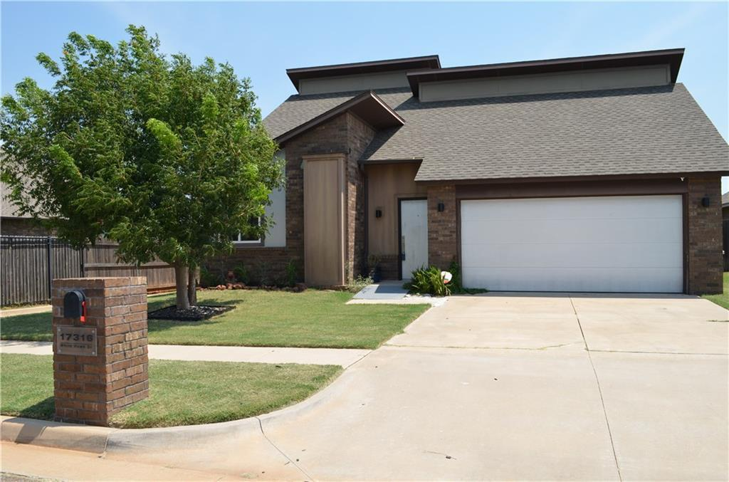 17316 white hawk dr edmond ok mls 784303 era for Bathroom remodel 73012