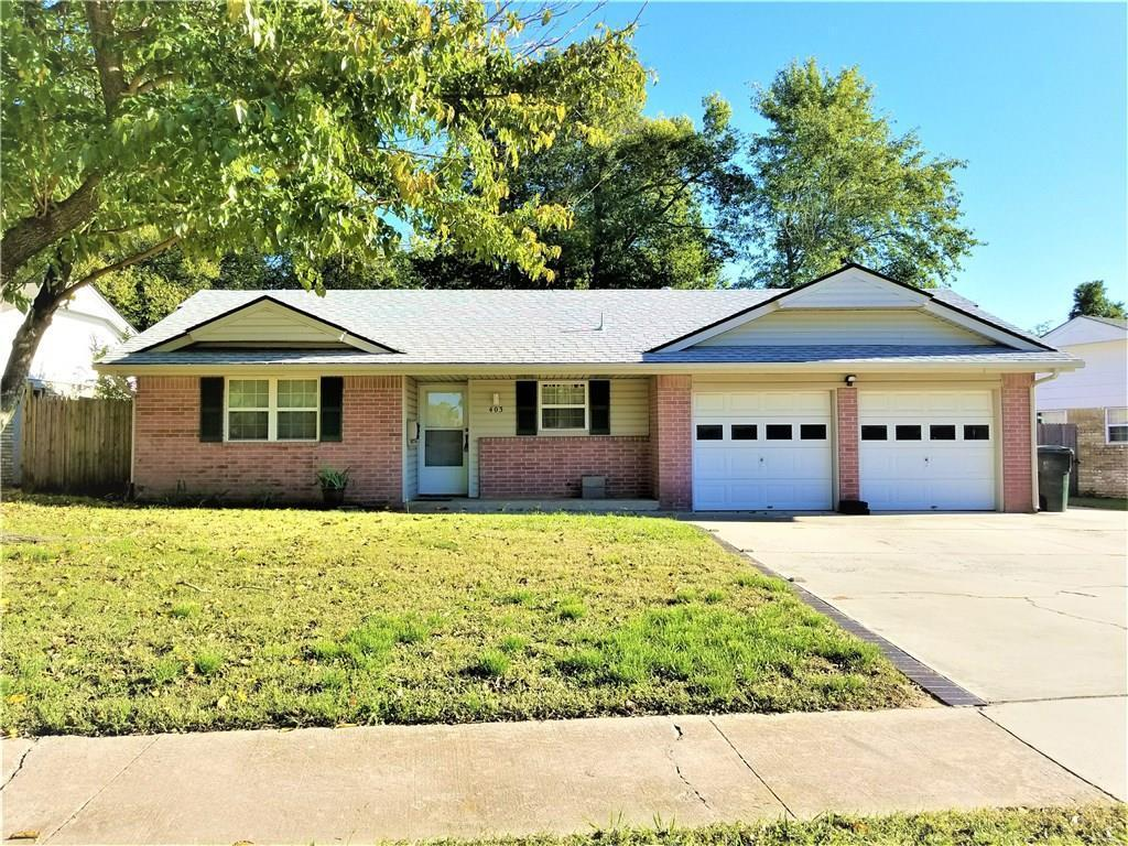 403 sunrise st norman ok mls 795315 century 21 real for Norman ok home builders