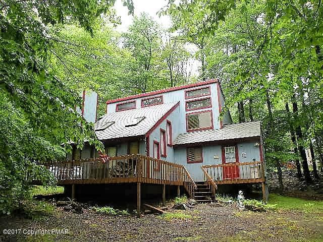 254 mountain view drive pocono lake pa mls pm 48014 era for Pocono home builders
