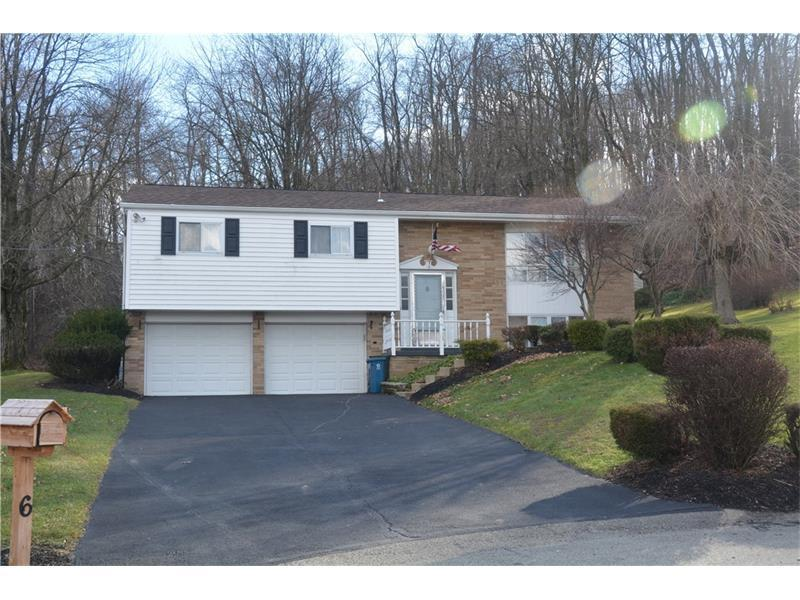 6 tiffin dr pittsburgh pa mls 1257682 ziprealty