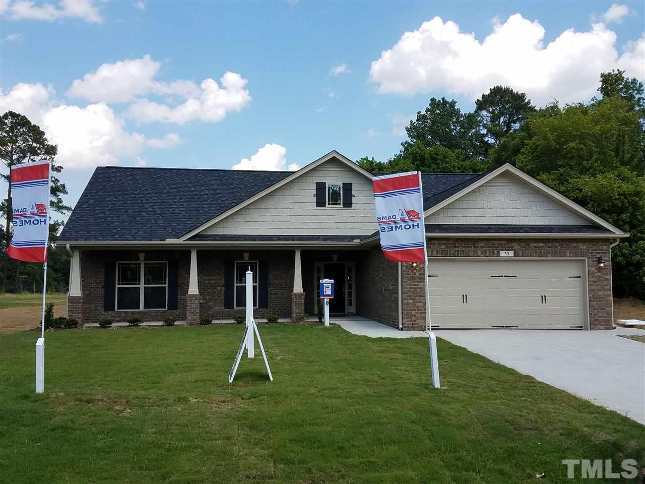Home For Sale Lillington Nc