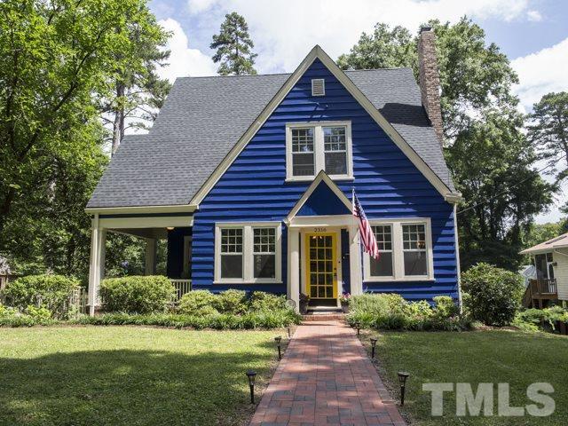 Homes For Sale Watts Hillandale Durham Nc