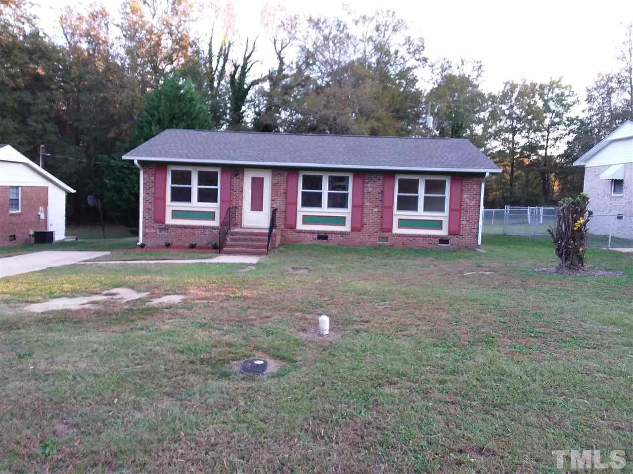 Vance County Nc Property Search