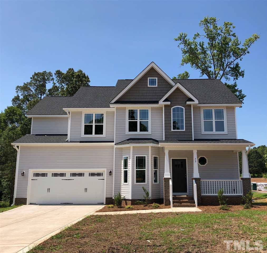 New Construction Homes For Sale In Garner Nc