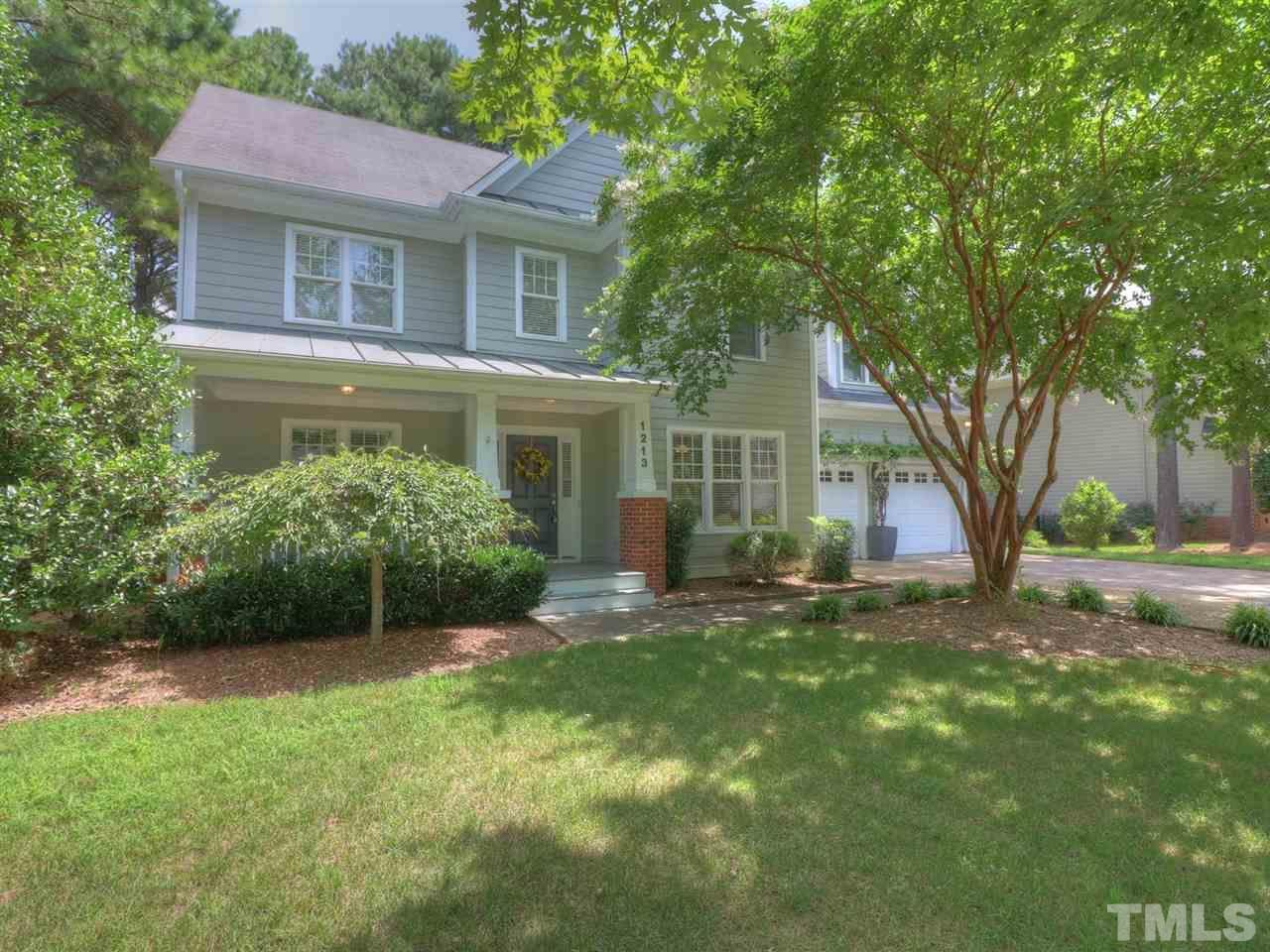 1213 Hartsfield Forest Drive, Wake Forest, NC 27587 - MLS #2267940