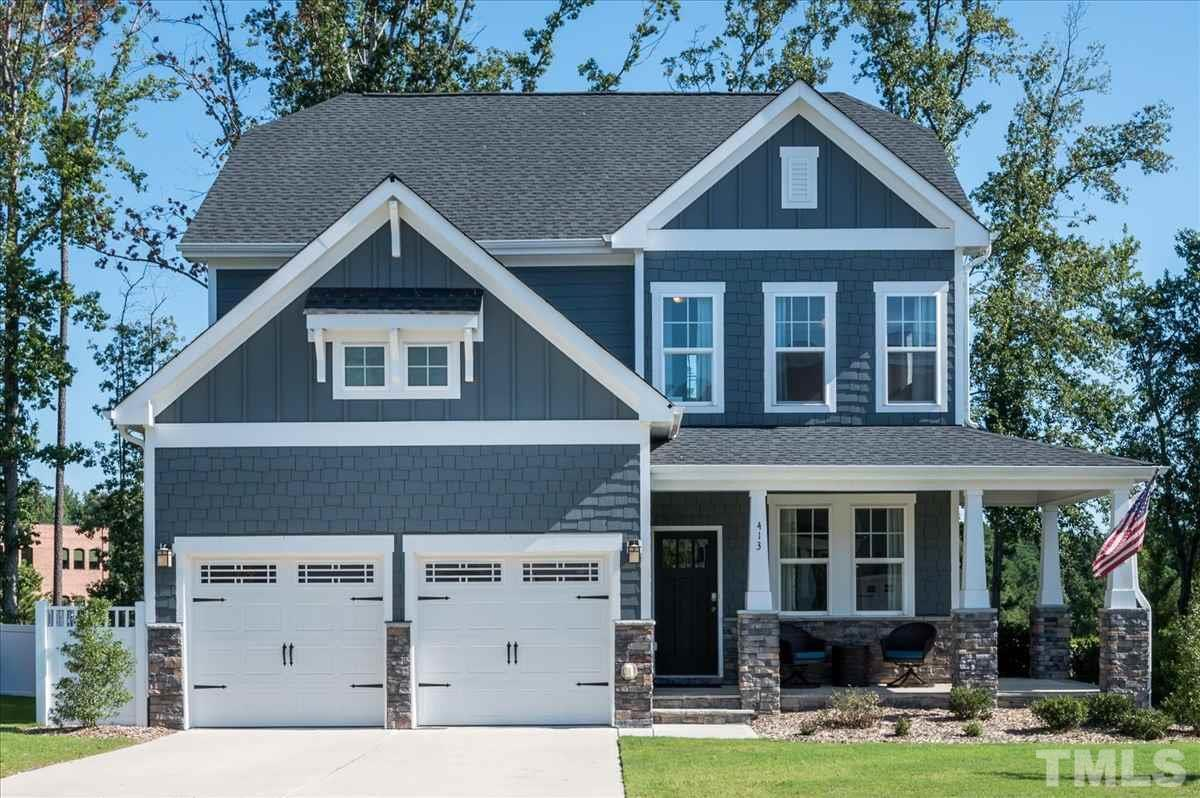 413 Liberty Express Place, Knightdale, NC 27545