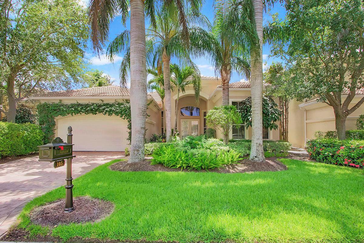105 Tranquilla Dr, Palm Beach Gardens, FL — MLS# RX_10357210 ...