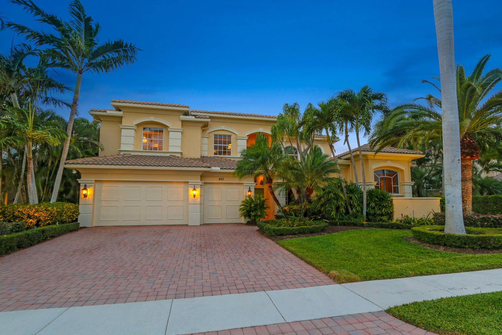 Frenchmans Reserve Homes for Sale & Real Estate, Palm Beach Gardens ...
