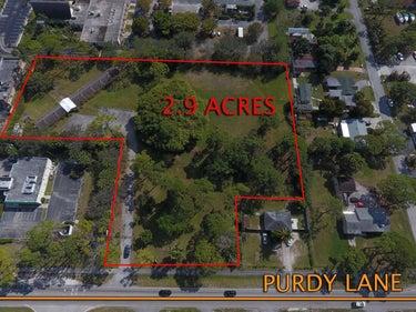 LND located at 4600 Purdy Lane