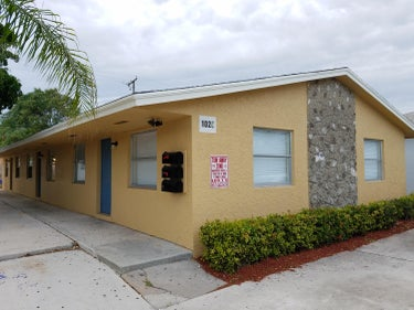 MFR located at 1025 S F Street #1-3