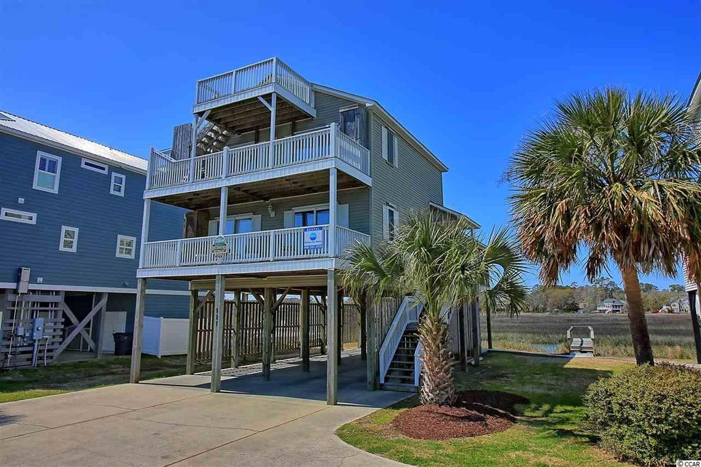 527 N Dogwood Drive Garden City Beach Sc Mls 1806596 Better Homes And Gardens Real Estate
