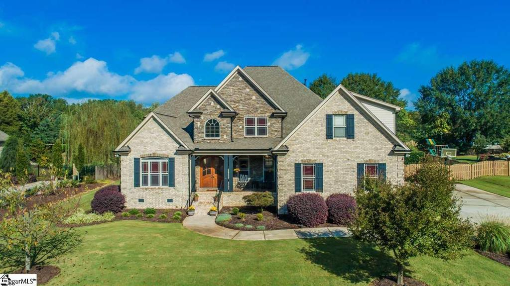 Jacob mann of coldwell banker caine for 460 longview terrace greenville sc