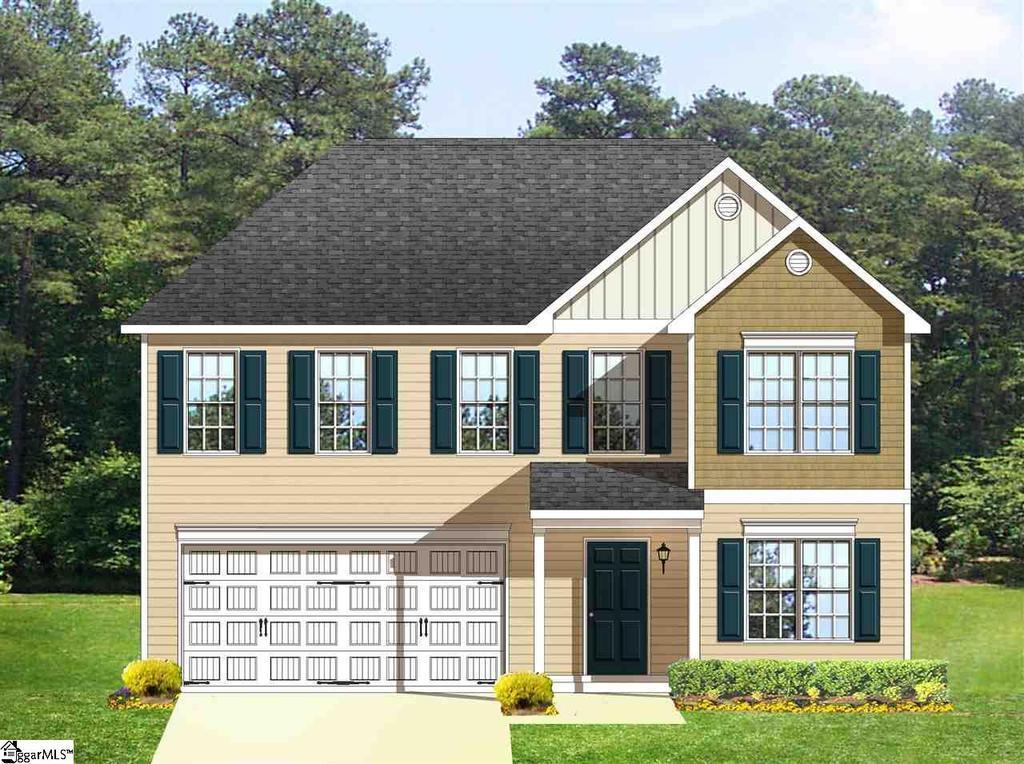 36 jones creek cir greer sc mls 1362108 better for Home builders greer sc