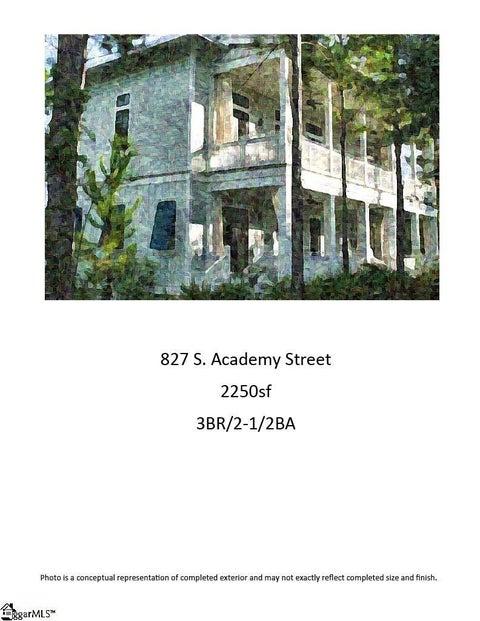 827 S Academy Street