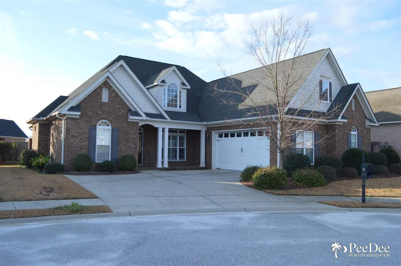 812 crandall hall florence sc mls 127321 coldwell for Florence sc home builders