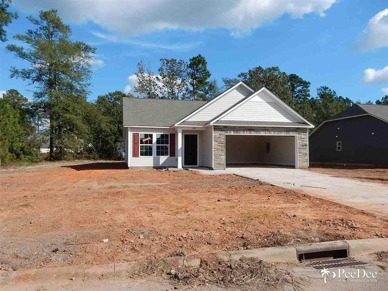 3110 longfellow dr florence sc mls 129026 era for Builders in florence sc