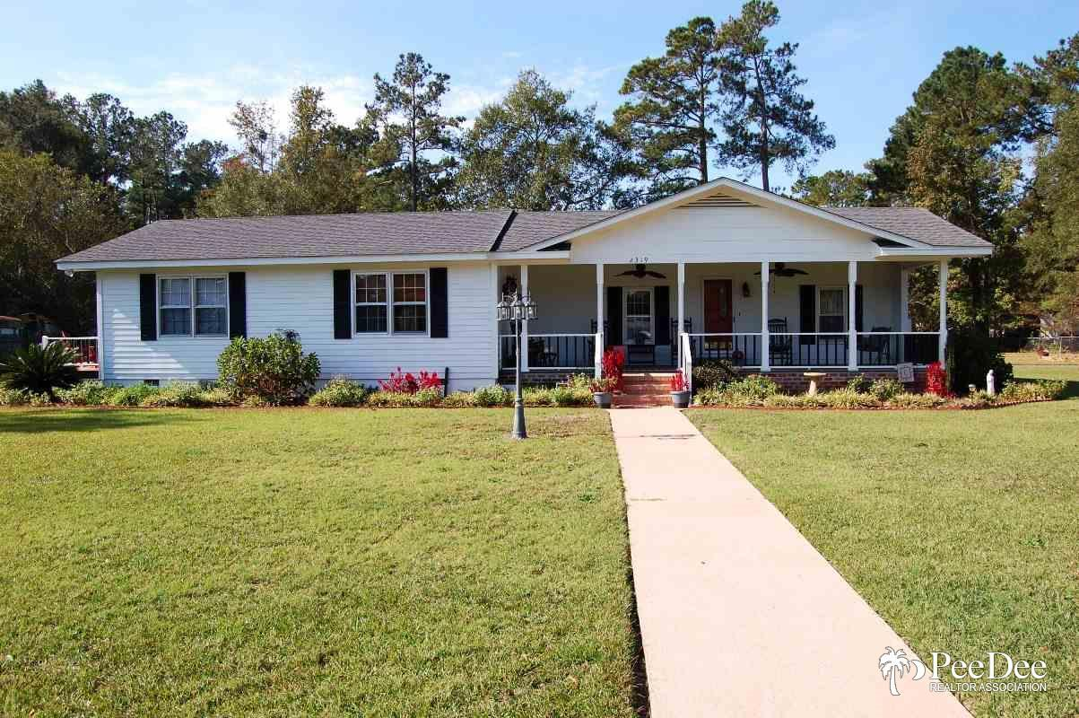 2319 e broach st florence sc mls 130341 era for Florence sc home builders