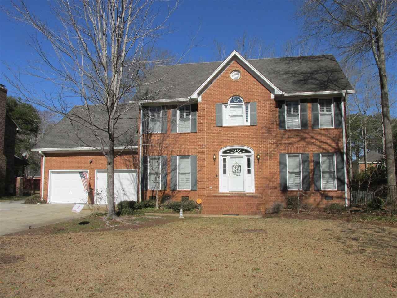 705 lancelot dr florence sc mls 131195 better homes for Home builders florence sc