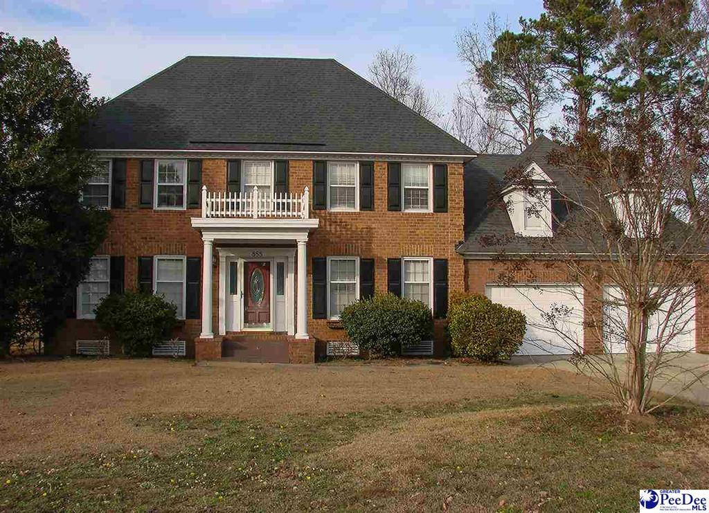 885 ivanhoe dr florence sc mls 131490 better homes for Florence sc home builders