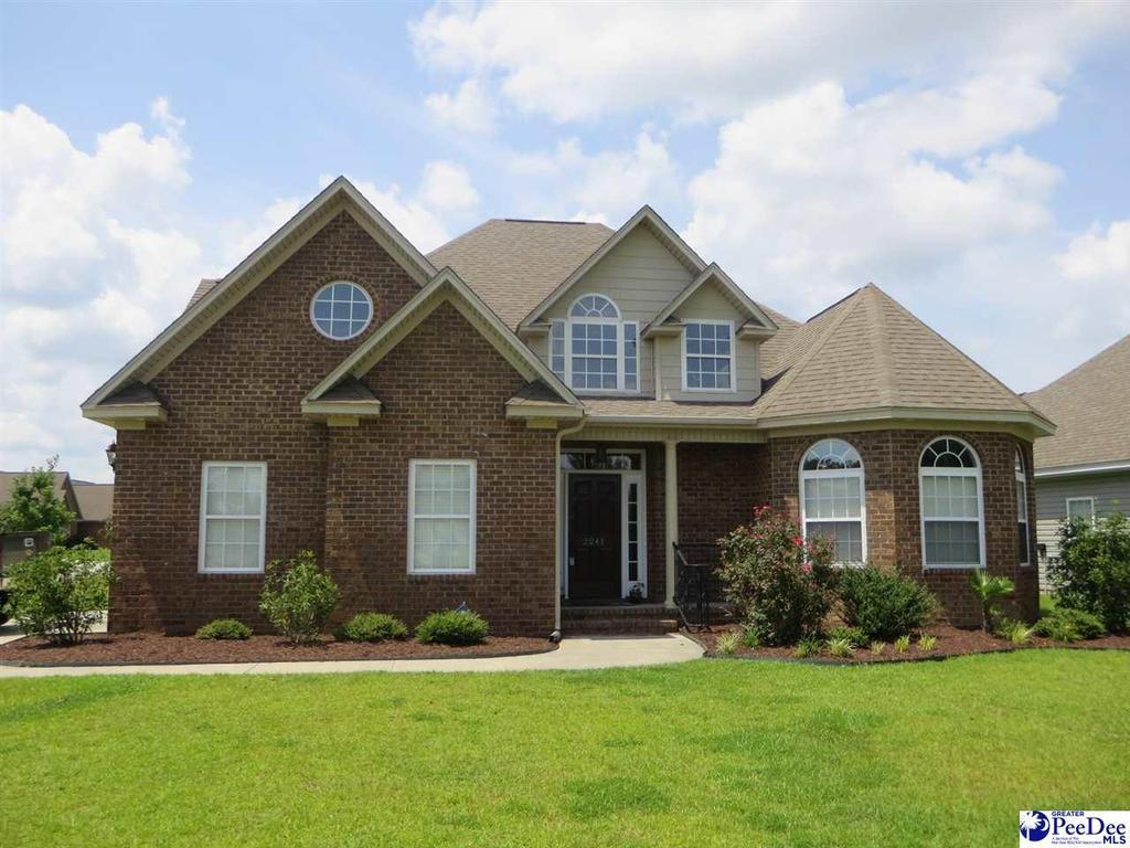 2241 new forrest dr florence sc mls 133407 better for Home builders in florence sc