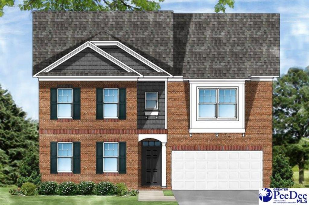 4109 enclave dr florence sc mls 134393 better homes for Builders in florence sc