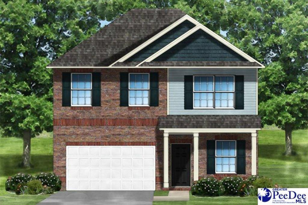 4132 enclave dr florence sc mls 134428 better homes for Builders in florence sc