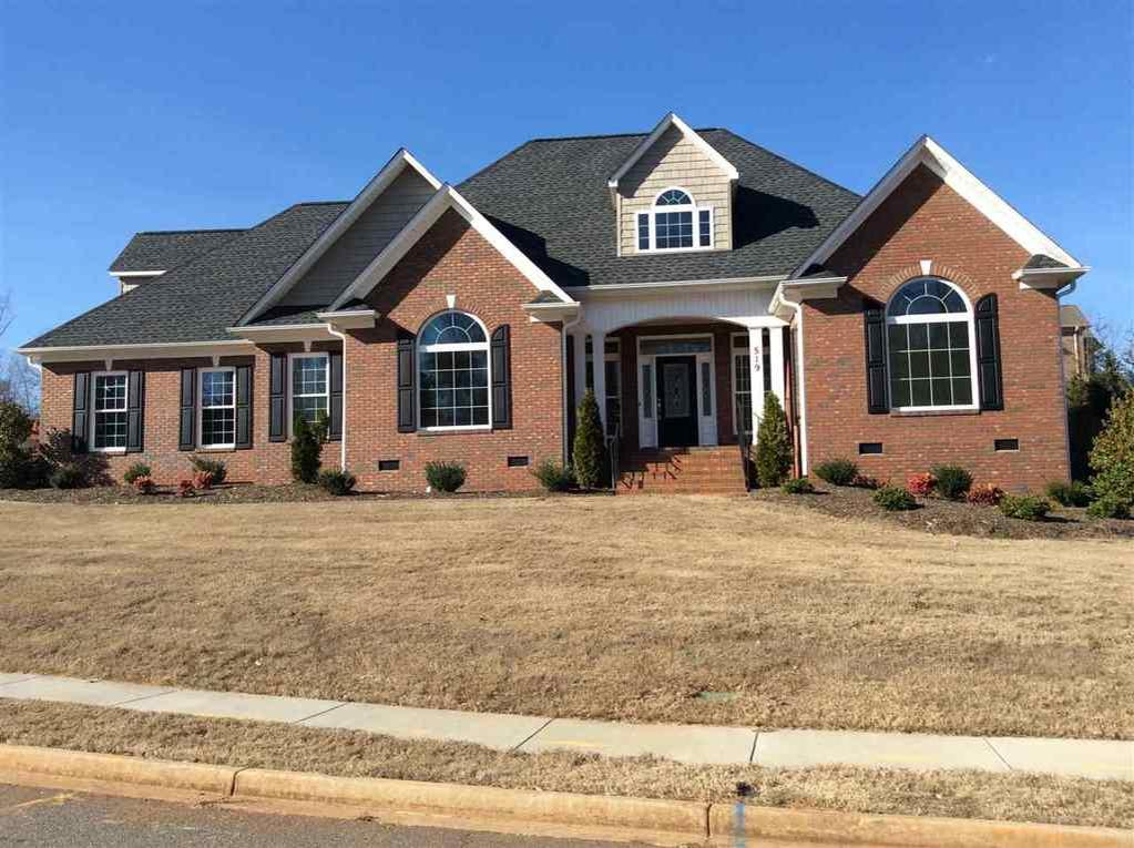 519 verdae dr spartanburg sc mls 240772 coldwell banker for Home builders spartanburg sc