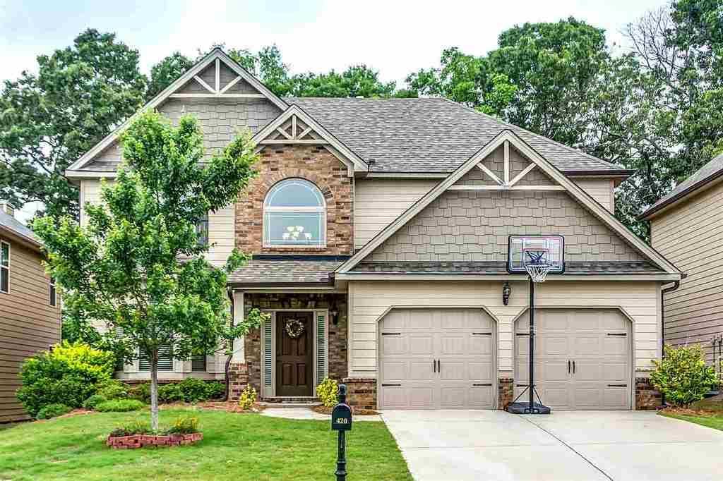 420 jameswood ct greer sc mls 243396 better homes for Home builders greer sc