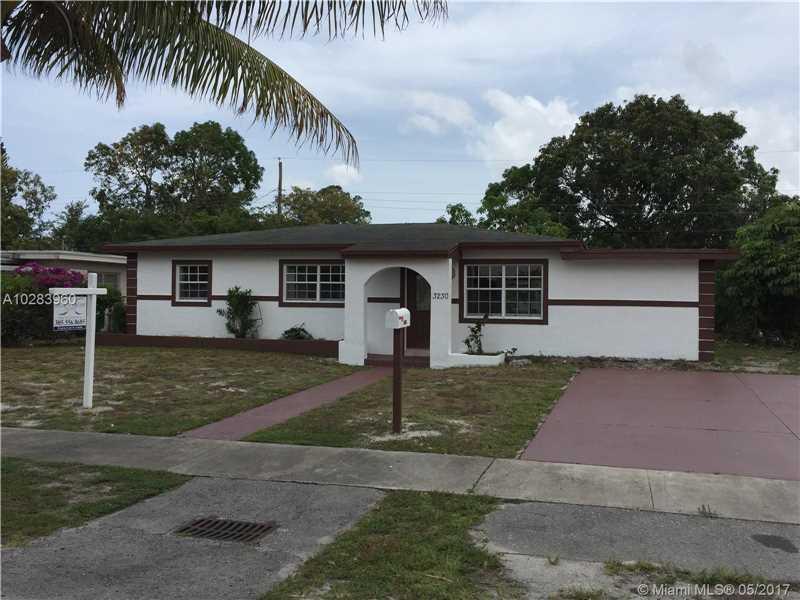 3230 Nw 171st Ter Miami Gardens Fl Mls A10283960