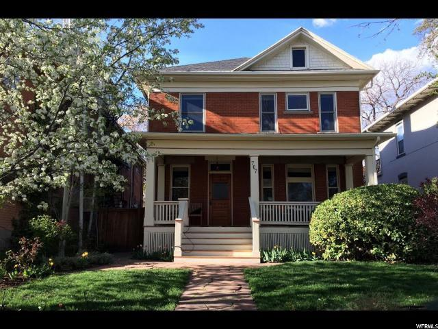 707 E 2ND AVE, SALT LAKE CITY, UT — MLS# 1435450 — ERA