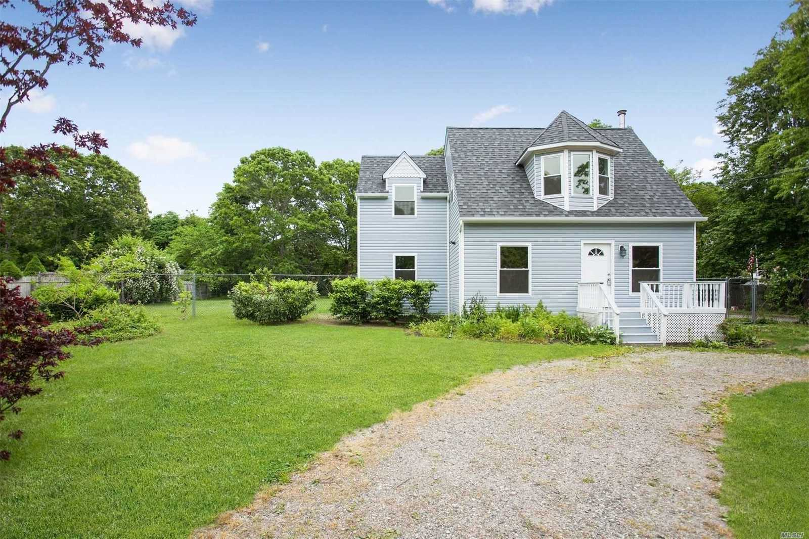 Local Real Estate: Homes for Sale — Mastic, NY — Coldwell Banker