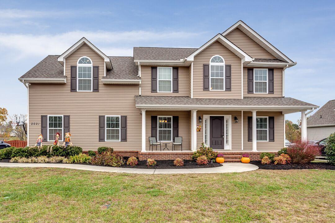 Country Homes For Sale Near Maryville Tn