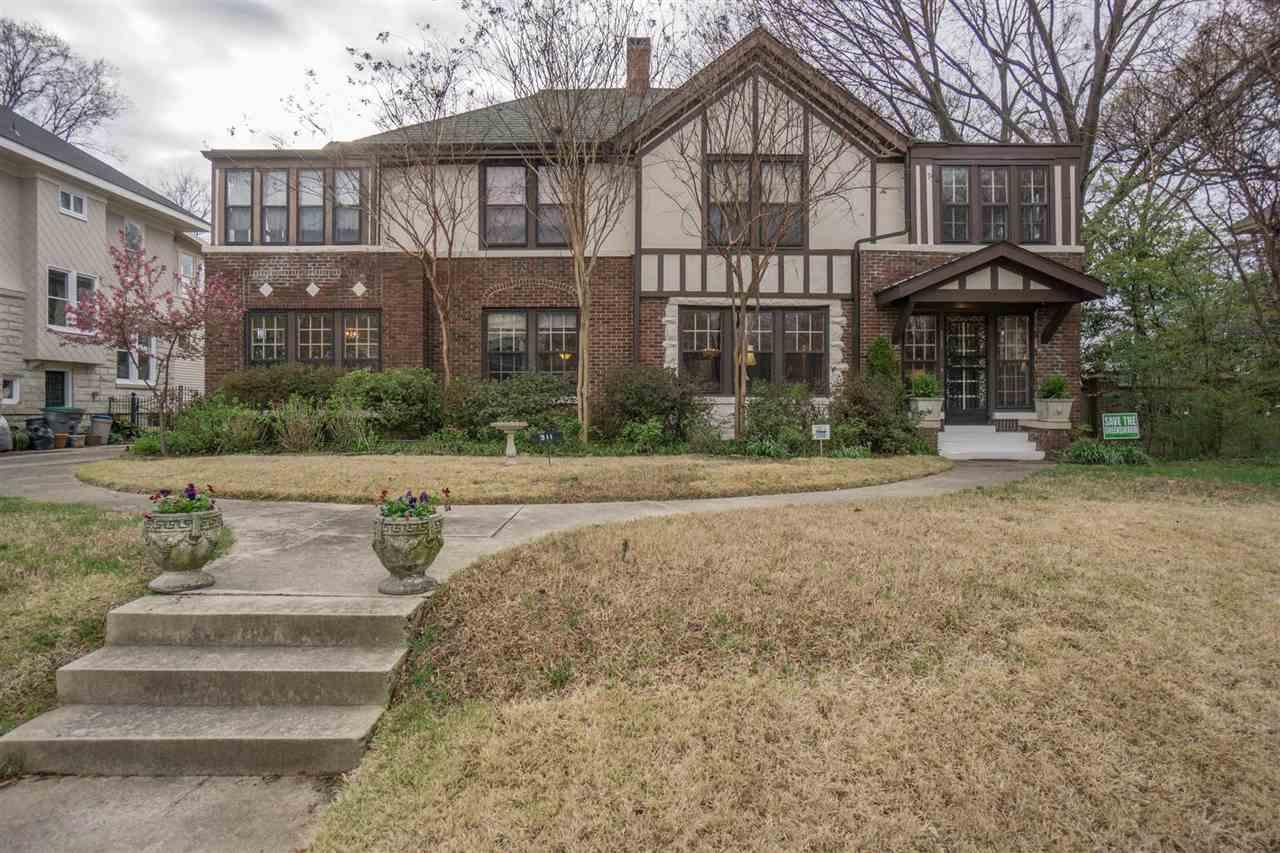 Local Real Estate: Homes for Sale — Evergreen Historic District, TN ...