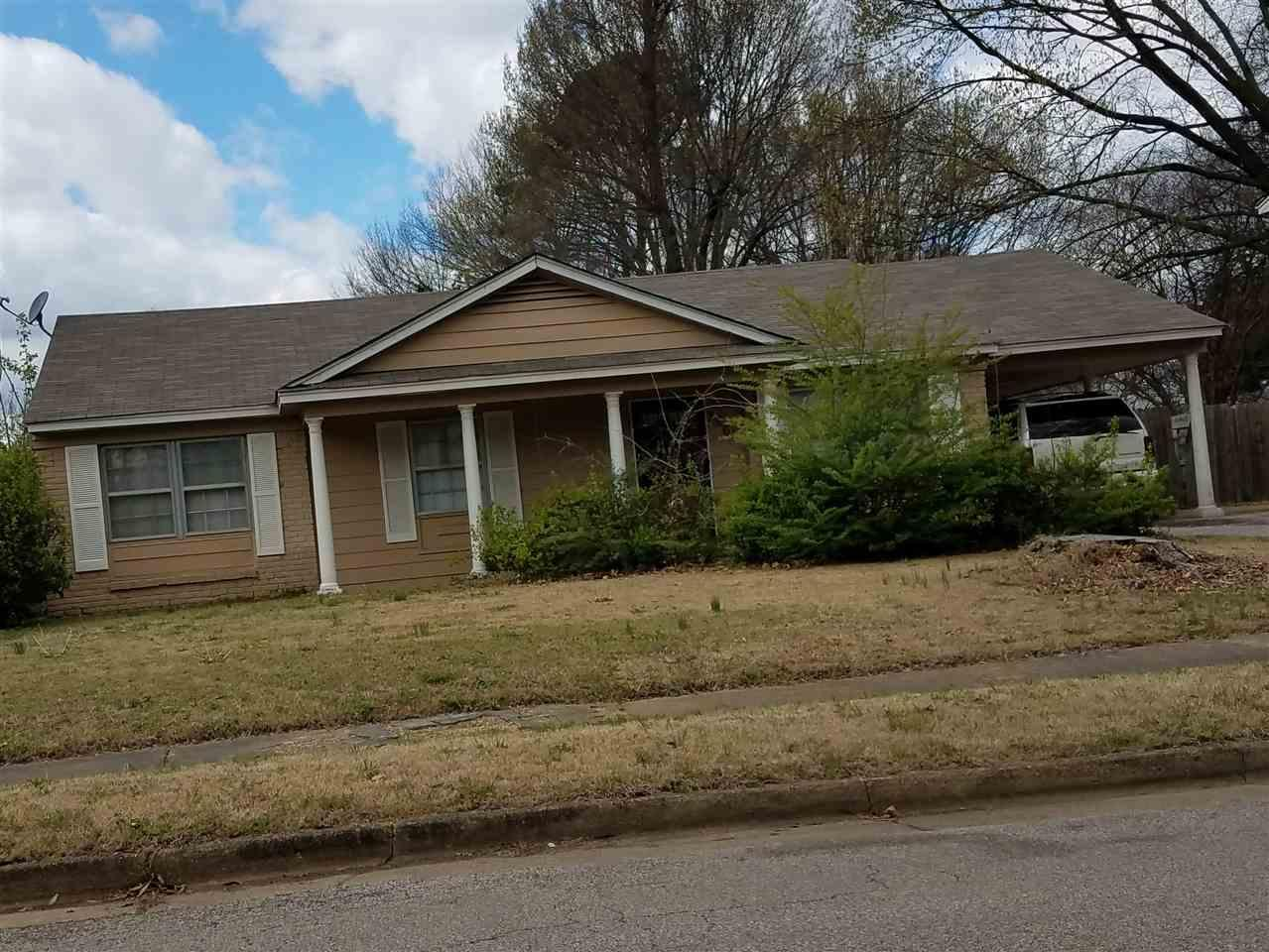 Local Real Estate: Homes for Sale — Southeast Memphis, TN — Coldwell ...