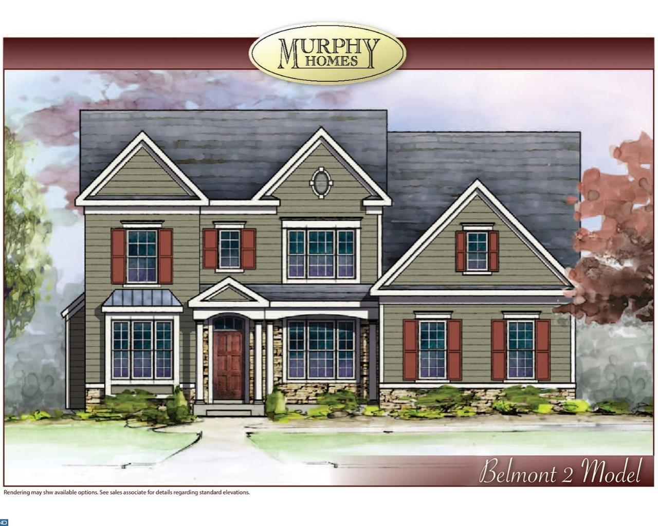 Murphy homes steeplechase model
