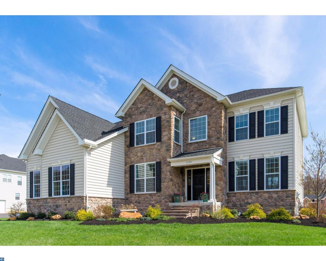 2120 Rainlilly Dr Center Valley Pa Mls 6968189