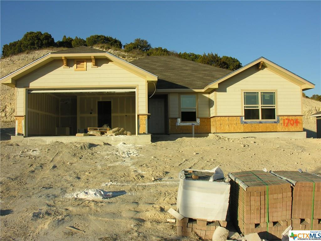 1704 cline dr copperas cove tx mls 333832 better for Cline homes